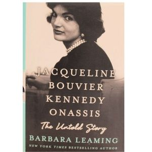 Jacqueline Bouvier Kennedy Onassis Untold Story